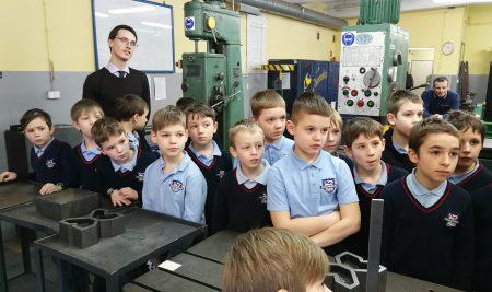 Wizyta w Bielskim Centrum Kształcenia